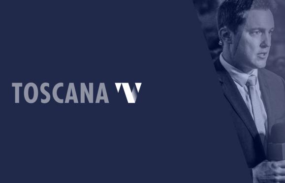 Toscana TV, la nuova Brand Identity by Beecom Comunicazione